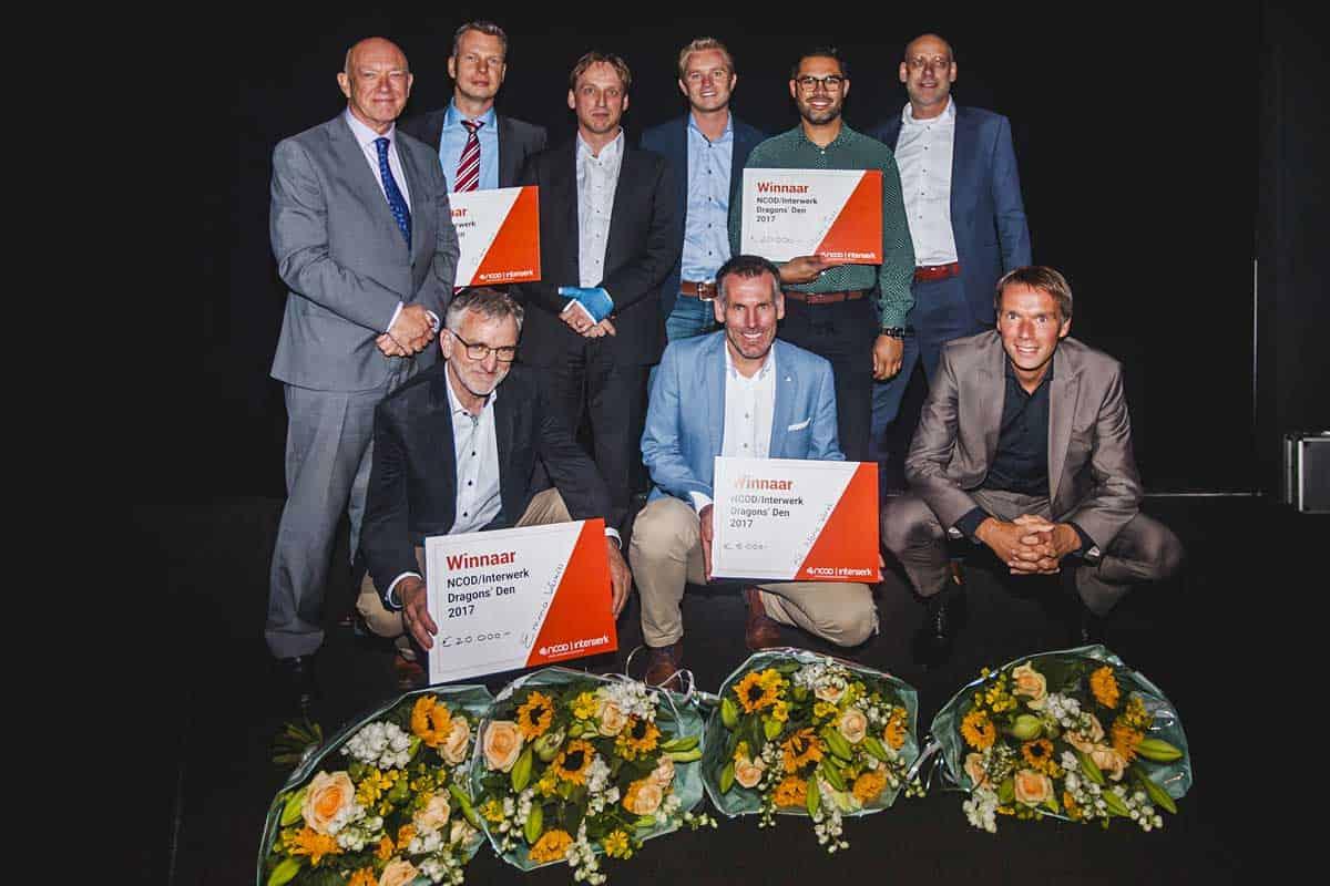 Finalisten fonds NCOD Interwerk (MVO)