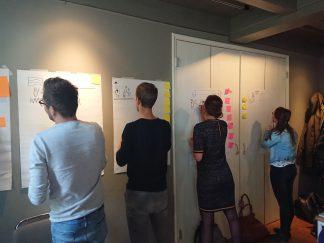 Jong Professionals, Jong, Professional, leren, NCOD, advies, detachering, kansen, zakelijk tekenen, infographics, ontwikkeldag, ontwikkelen, kennis, delen