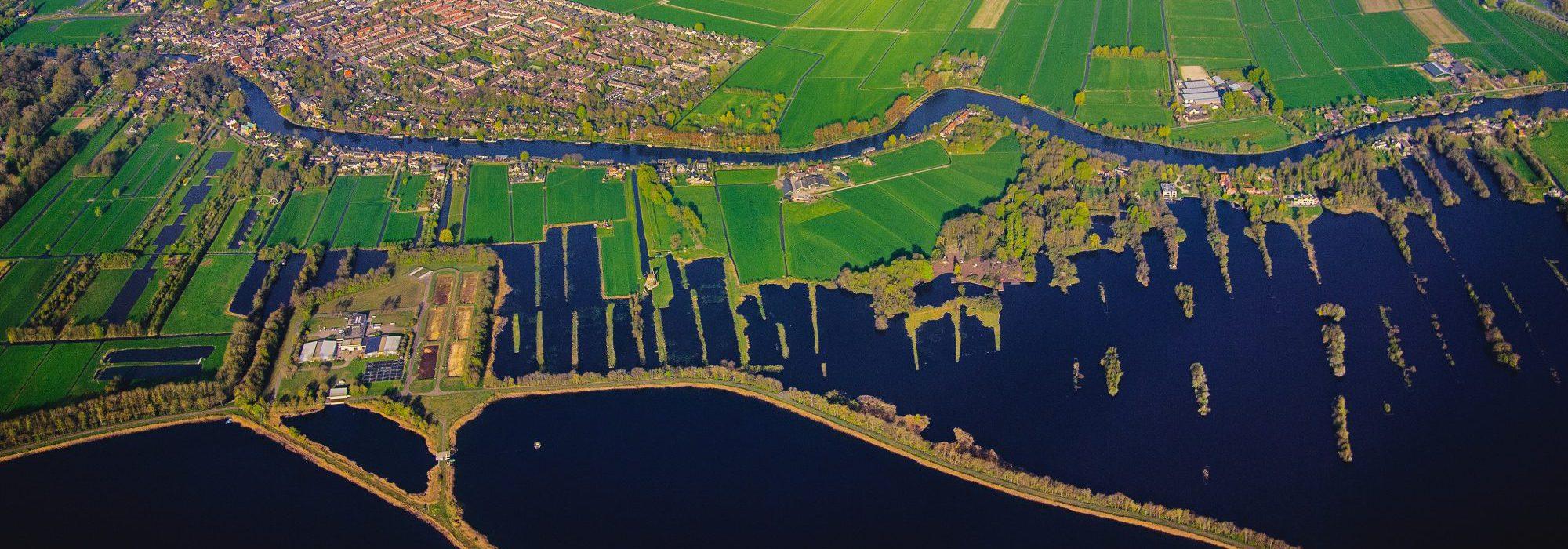 Kaart NL - Ruimtelijke Ontwikkeling