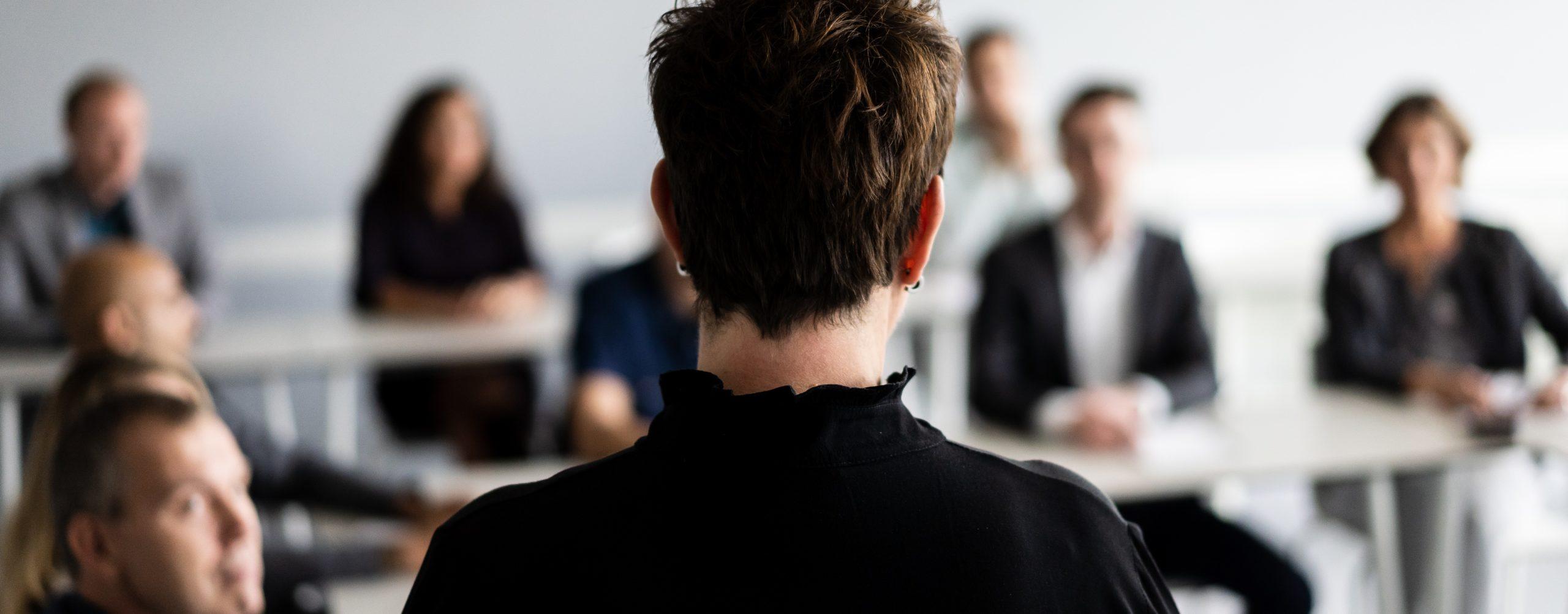 NCOD Opleidingen, opleider, publieke sector, les