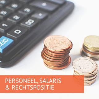 Personeel, Salaris & Rechtspositie - Foutloos, elke maand weer
