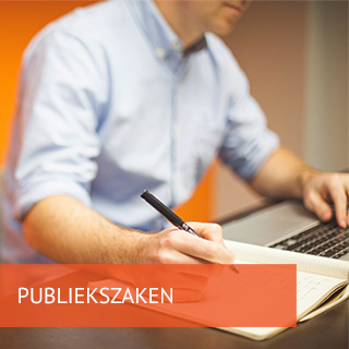 Publiekszaken - Excellente dienstverlening
