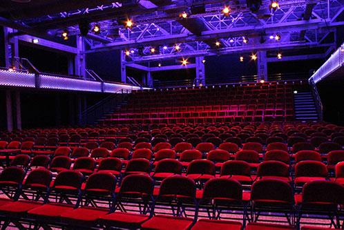 Theater, Flint, NCODay